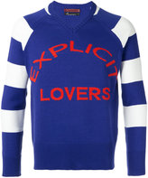À La Garçonne - knitted jumper - unisex - Acrylic - P