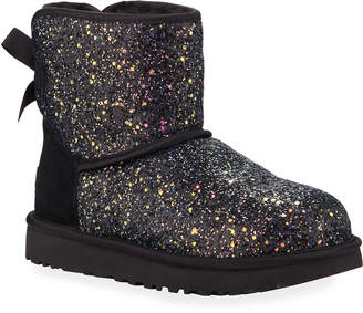 UGG Classic Mini Bow Cosmos Booties
