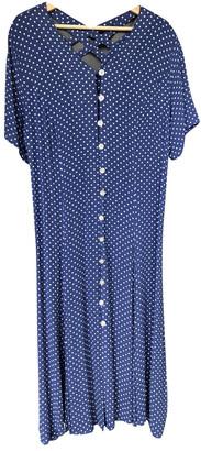 Gerry Weber Blue Viscose Dresses