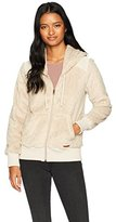 Billabong Women's Cozy Down Hooded Zip up