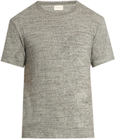 Simon Miller M300 Garcon cotton and silk-blend T-shirt