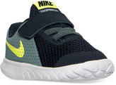 Nike Toddler Boys' Flex Experience 5 Velcro Running Sneakers from Finish Line