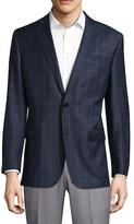 Brooks Brothers Wool Plaid Sportcoat