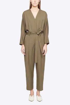 3.1 Phillip Lim Wool Belted Jumpsuit