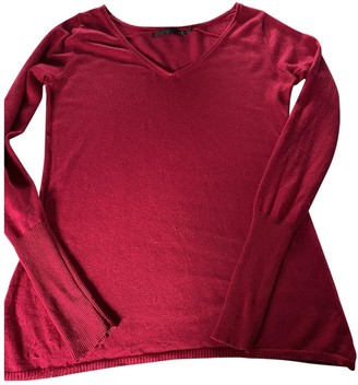 Berenice Pink Silk Knitwear for Women