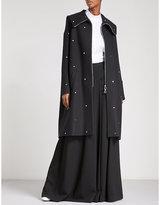 Osman Amatenthe wool-blend coat