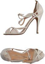 Nicole Brundage Sandals