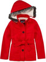 Asstd National Brand Limited Too Girls Midweight Fleece Jacket-Big Kid