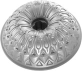 Nordicware Stained Glass Bundt Pan - Silver