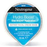 Neutrogena Hydro Boost Instant Facial Cream-Mask 10ml