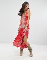 Free People Faithfully Yours Slip Dress