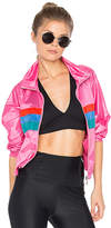 Free People Ibiza Jacket in Pink. - size L (also in )