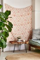 Urban Outfitters Graham Keegan Blush Shibori Tapestry