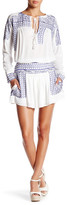 Liv Embroidered Mini Skirt