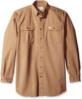 Carhartt Men's Big & Tall Oakman Work Shirt S09
