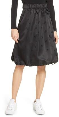 The North Face Black Series Logo Jacquard Skirt
