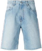 MSGM denim shorts - men - Cotton/Polyester - 46