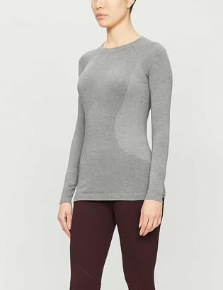 Sweaty Betty Glisten Bamboo stretch-knit top