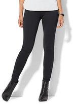 New York & Co. 7th Avenue Pant - Legging - Ponte - Black