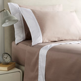 Christy Hotel Sheet Set - Dusty Pink - Double