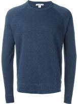 James Perse classic sweatshirt - men - Cotton - 2