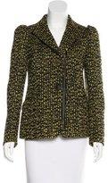 Dries Van Noten Wool Tweed Jacket