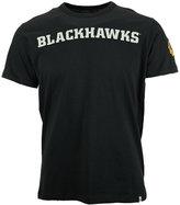 '47 Men's Chicago Blackhawks Fieldhouse Basic T-Shirt