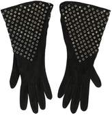 Alaia Leather gloves