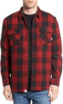 Vans Men's Hixon Ii Flannel Shirt Jacket