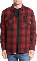 Vans Men's Hixon Ii Flannel Shirt Jacket