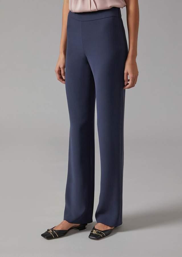 Giorgio Armani Pure Silk Trousers