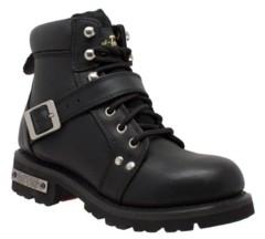 """Ride Tecs Ride Tec Women's 6"""" Lace Zipper Boot Women's Shoes"""