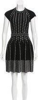 M Missoni Geometric Patterned Mini Dress w/ Tags