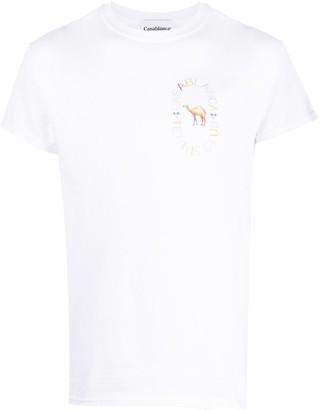 Casablanca Tennis Club T-shirt