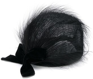 A.N.G.E.L.O. Vintage Cult Feathered Hat