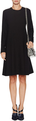 Ava & Aiden Seamed Dress With Zippers
