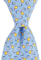 Brooks Brothers Little/Big Boys Lemon-Print Silk Tie