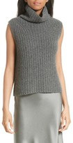 Vince Women's Sleeveless Cashmere Blend Turtleneck