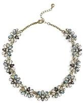 BaubleBar Alouette Crystal Collar Necklace