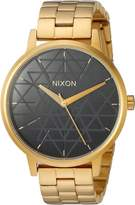 Nixon Women's The Kensington X Sacred Geometry Collection