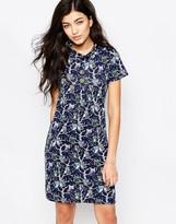 Iska Cowl Neck Tunic Dress
