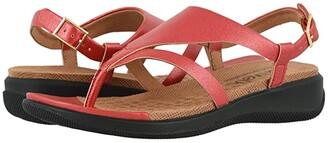 SoftWalk Temara (Black) Women's Shoes