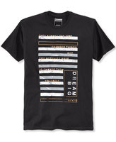 Sean John Men's Marble Bars Graphic-Print T-Shirt, Only at Macy's