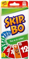 SKIP BO Card Game Blister