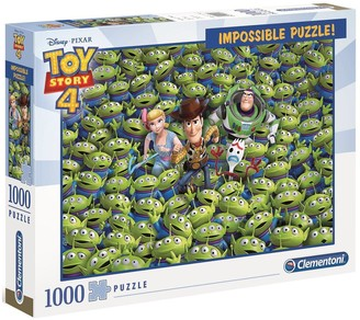 Toy Story 4 Impossible 1000pc Puzzle