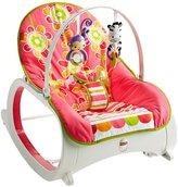 Fisher-Price Infant-Toddler Rocker - Floral Confetti