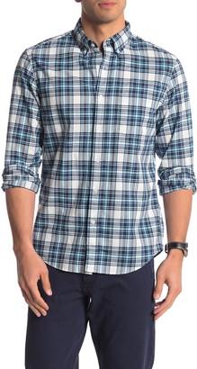 J.Crew Plaid Slim Fit Long Sleeve Shirt