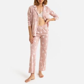 Anne Weyburn Printed Cotton Pyjamas