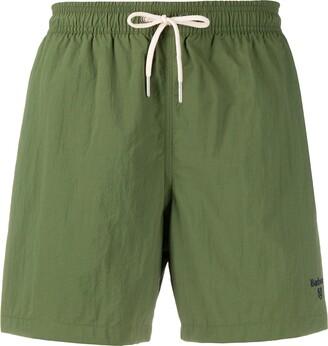 Barbour Logo Swim Shorts