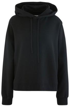 Maison Margiela Fleece printed hooded sweatshirt